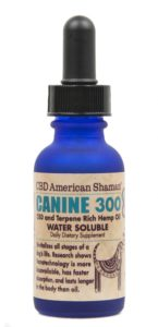 Canine 300 Water Soluble