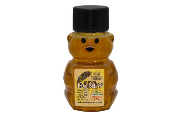 CBD Clover Honey